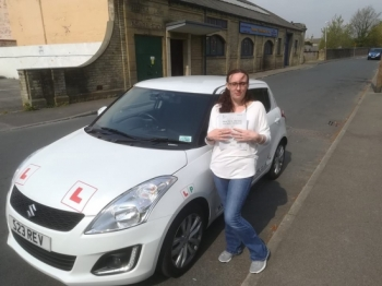 What a fantastic instructor, Stuart makes you feel at ease in the car and is fantastic at helping with nervous drivers. I had never driven a car and today after only 5 months learning I passed my test. If you are ever struggling to learn a manoeuvre Stuart finds different ways to make it sink in. He has the patience of a saint and is a great laugh....