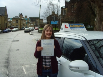 Oh my god!!!!! Just passed my driving test first time!!! Holy hell! Dunno what to do with myself, thank you Stuart Wilkinson you have been amazing and can´t thank you enough! Roll on pass plus your not getting rid of me yet XX...